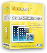 Tansee iDevice SMS & MMS & iMessage & Contact Transfer Free Download